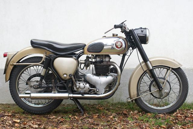 BSA 646cc A10 Golden Flash