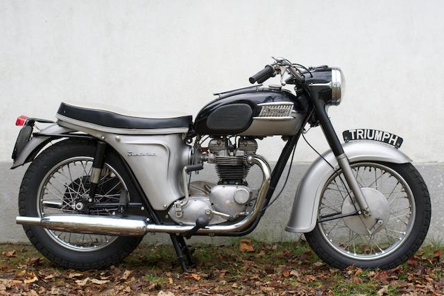 Triumph 650cc Thunderbird ,
