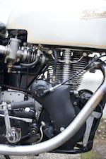 c.1963 Velocette 499cc Venom to Thruxton specification Frame no. 17620 Engine no. VM4926