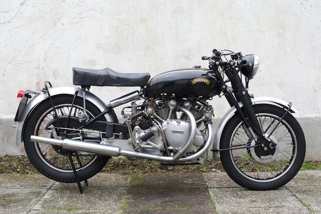 c.1951 Vincent 998cc Rapide Series C,