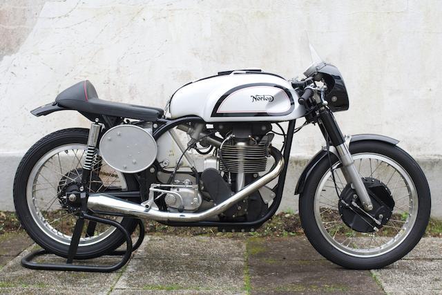 Norton (Mcintosh) 350cc Manx