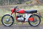 c.1974 Bultaco Junior GT2 75 Frame no. YM13000639 Engine no. YB13000639