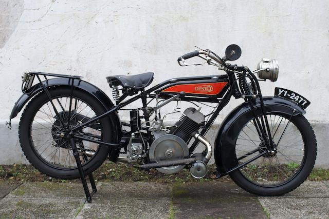 c.1928 Dunelt 499cc,
