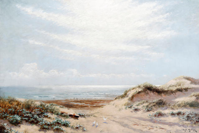 James H.C. Millar (British) Constantine Bay, Cornwall