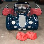 Bentley Petersen 6½-Litre 'Dartmoor' Coupé  Chassis no. B329LH