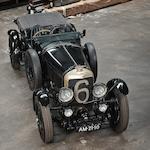 1929 Bentley 6½/8-Litre Tourer  Chassis no. FA2510 Engine no. FA2514