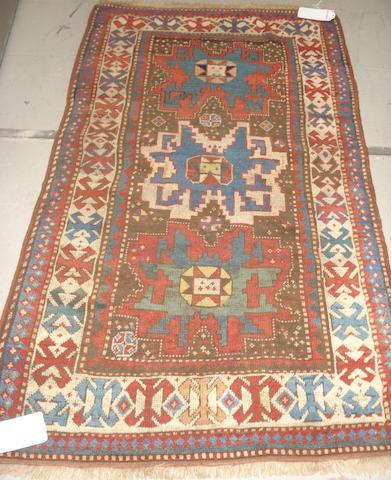A Lesghi rug