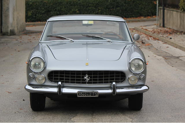 1961  Ferrari  250 GTE 2 2 Coupé  Chassis no. 2337GT Engine no. 2337GT