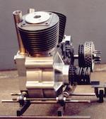'OEC-Anzani' 2,003cc Re-creation