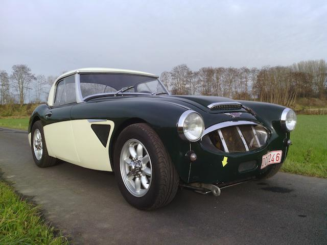 1962 Austin Healey 3000 MKII BT7