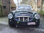 1962 Austin-Healey 3000 MkII 'specification rallye'  Chassis no. HBT7L/18395 Engine no. 29ERUH/4748
