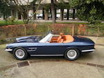 1966 Maserati Mistral 4000 Spyder  Chassis no. AM109 SA1 611 Engine no. AM109S1.611