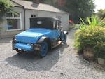 1924 De Dion Bouton 12/24 Drophead Coupé  Chassis no. 15 11114 Engine no. 33001