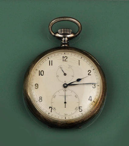 Vacheron & Constantin: An open face pocket watch  (6)