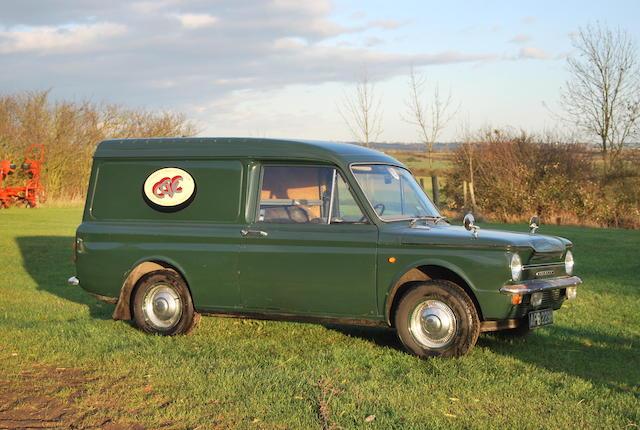 c.1969 Hillman Imp Van  Chassis no. 003656