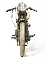 1932 Brough Superior Black Alpine 680 Frame no. H1204 Engine no. GTOY/27560