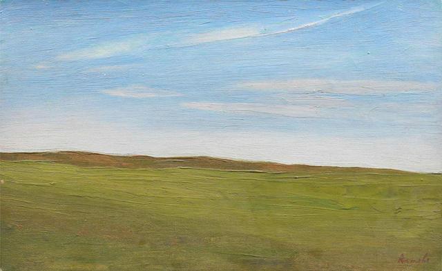 Constant Permeke (Belgian, 1886-1952) Paysage