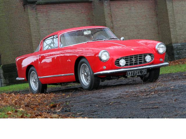Mille Miglia eligible,1957  Ferrari  250GT Berlinetta  Chassis no. 0639GT Engine no. 0639GT