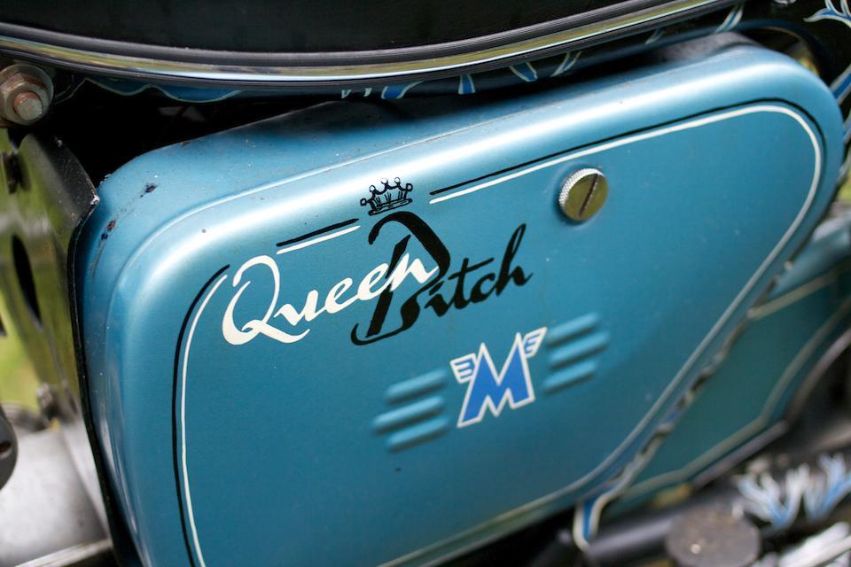 1960 Matchless 646cc 'G12CSR' Frame no. A75249 Engine no. 61/31CSR X6801