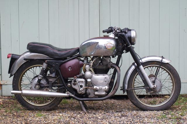1960 Royal Enfield 693cc Constellation Engine no. 6770