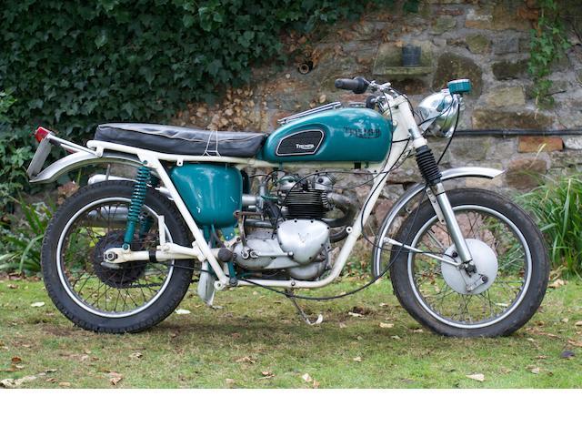 c.1951 Triumph 5TA,