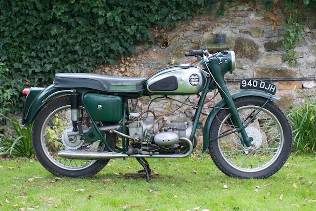 1958 Velocette Valiant,