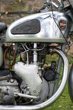 1956 Velocette 499cc Venom Frame no. RS7849 Engine no. VM1058