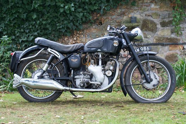 1960 Velocette Viper,
