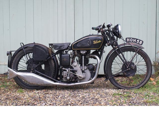 1947 Velocette KSS,