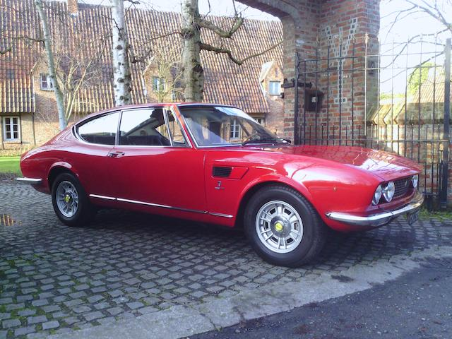 1968 FIAT Dino 2.0-Litre Coupé  Chassis no. 135BC0002670 Engine no. 0002121