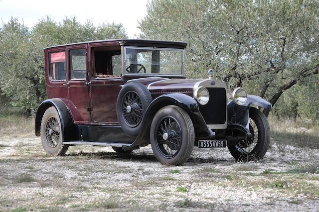 1926 Delage DI Saloon