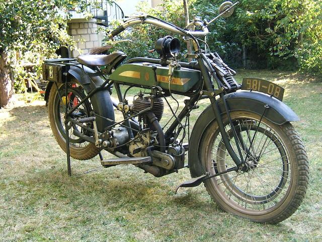 1917 BSA Model F