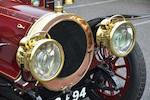 1911 Delaunay-Belleville HB4 Tourer  Chassis no. 3783