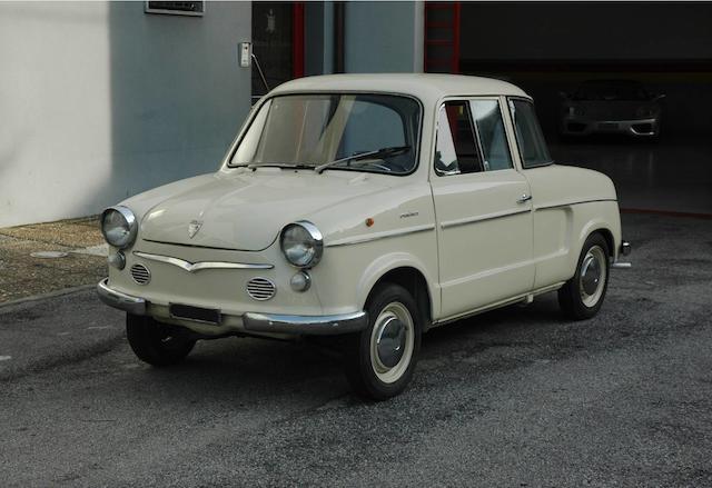 1961 NSU Prinz 30, Chassis no. 4080929