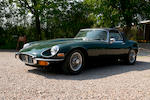 1974 Jaguar E-Type Series III V12 Roadster  Chassis no. UE1525758