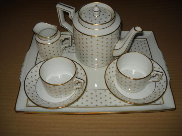 Richard Ginori duo coffee service