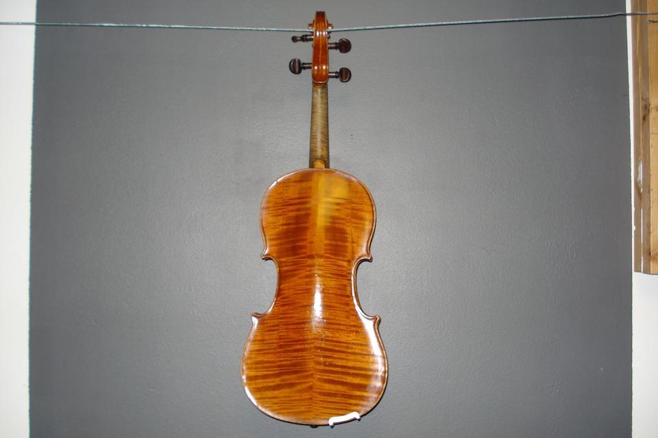 A German Violin circa 1900 (3)