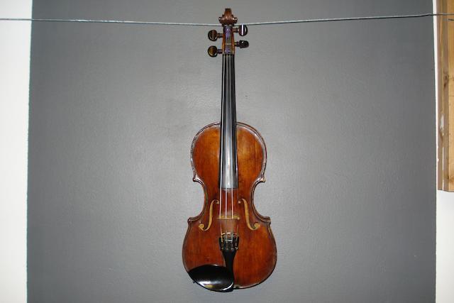 A Violin circa 1790 (5)