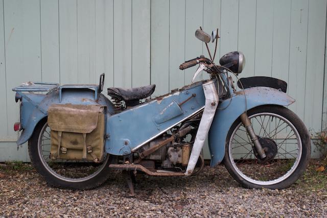 1950 Velocette LE