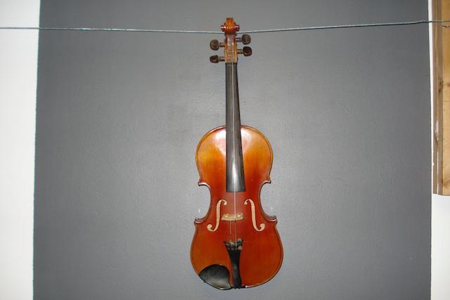 A French Violin of the JTL School circa 1900 (3)