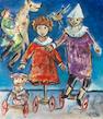 Yosl Bergner (Israeli, born 1920) Toys
