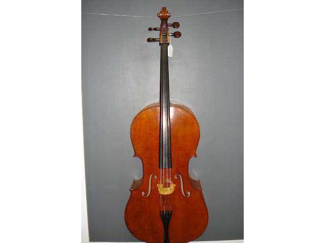 A Cello circa 1900 (2)