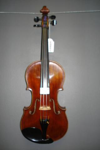 A Violin of the Paul Bailly School (1)