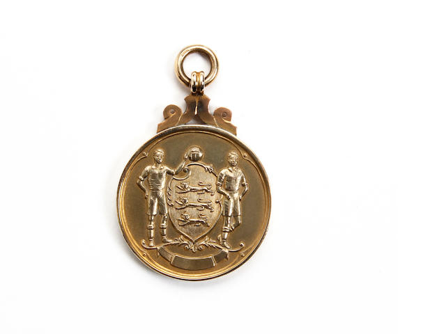 1964/65 F.A. Cup winners medal awarded to Tommy Smith