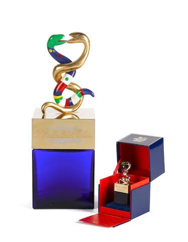 Niki de SaintPhalle (French, 1930-2002) Factice Géant du Parfum