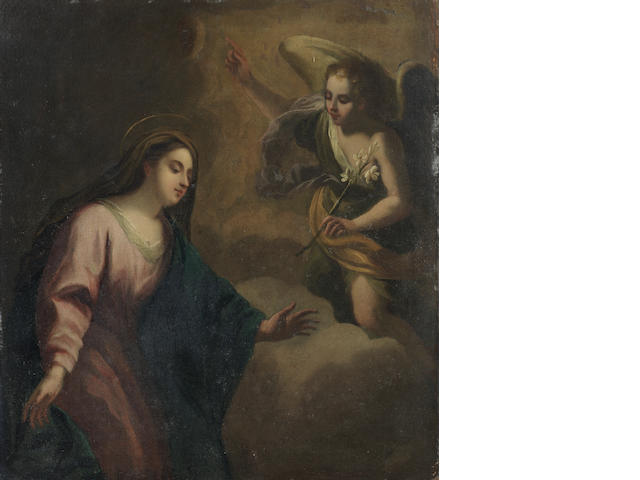 School of Seville, 17th Century The Annunciation