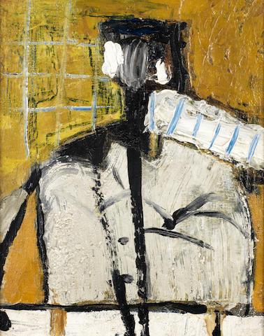 Roger Hilton Untitled (54/5)