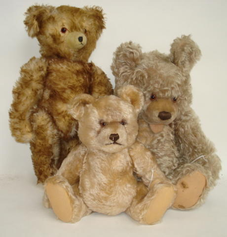 Gebruder Hermann Teddy bear 3