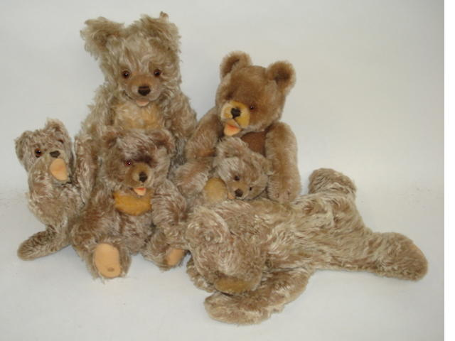 Steiff Zotty Teddy bear