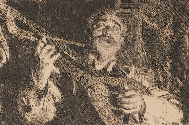 Anders Leonard Zorn (Swedish, 1860-1920)